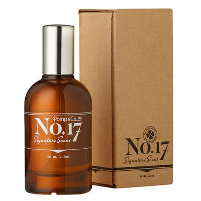 POMP & CO No.17 Signature Scent niesamowite męskie perfumy 50ml