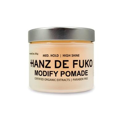 HANZ DE FUKO Sponge Wax Wodna pomada do włosów mocny chwyt/matowe wykończenie 60ml (1)