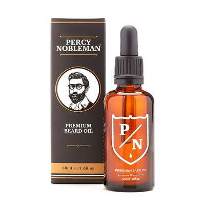 Percy Nobleman Olejek do Brody Premium 50ml