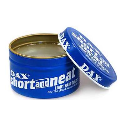 DAX Blue Short & Neat męska pomada do krótkich włosów i brody 99g