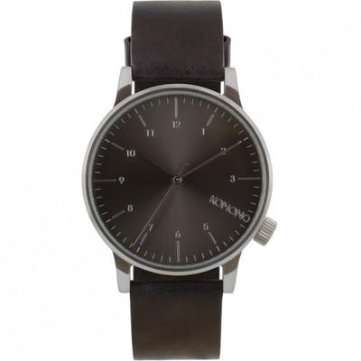 KOMONO Winston Regal Black - męski zegarek