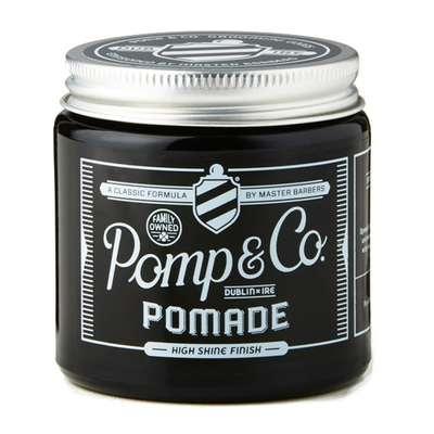 POMP & CO Pomade nabłyszczająca pomada do włosów 28g