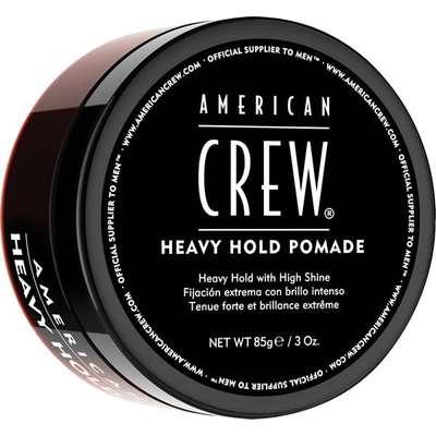 American Crew Heavy Hold Pomade wodna pomada bardzo mocny chwyt/błyszczące wykończenie 85g