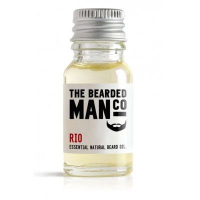 Bearded Man Co - Olejek do brody Rio - Rio 10ml