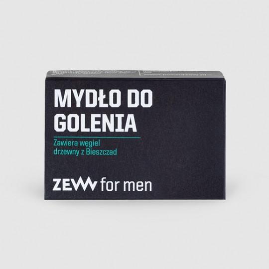 ZEW for men Zestaw Prezentowy dla Golibrody z pędzlem do golenia