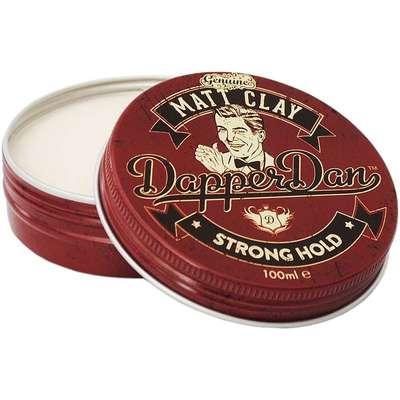 Dapper Dan Matt Clay - pomada do włosów mocny chwyt/matowe wykończenie 100ml