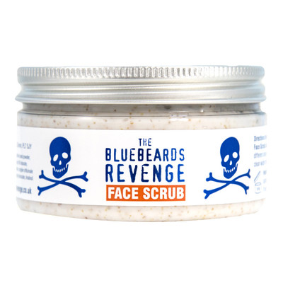 Bluebeards Face Scrub - Kremowy peeling do twarzy 100ml