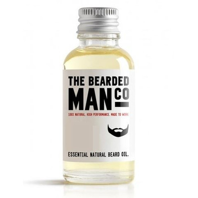 Bearded Man Co - Olejek do brody Świeży - Fresh 10ml