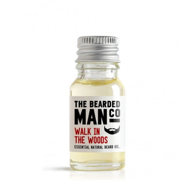 Bearded Man Co - Olejek do brody Spacer po lesie - Walk in the Wood 10ml