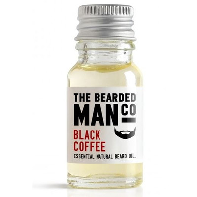 Bearded Man Co - Olejek do brody Czarna Kawa - Black Coffee 10ml