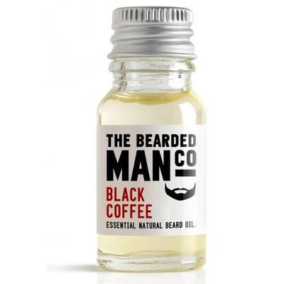 Bearded Man Co - Olejek do brody Czarna Kawa - Black Coffee 10ml