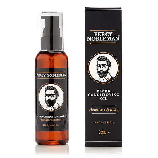 Percy Nobleman - Olejek do Brody - Signature Scent 100ml