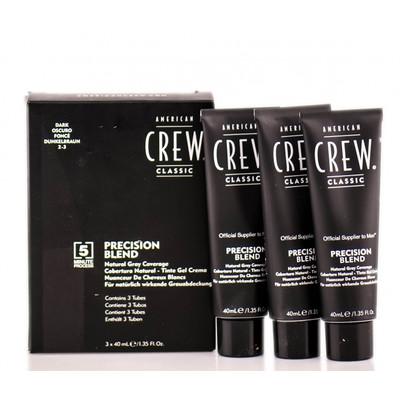American Crew Precision Blend Odsiwiacz repigmentacja Kolor ciemny 2-3 1x40ml