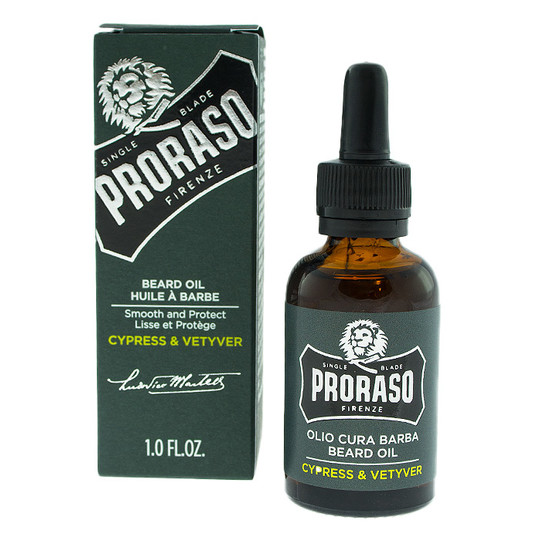 PRORASO olejek do brody AZUR LIME 30ml (1)