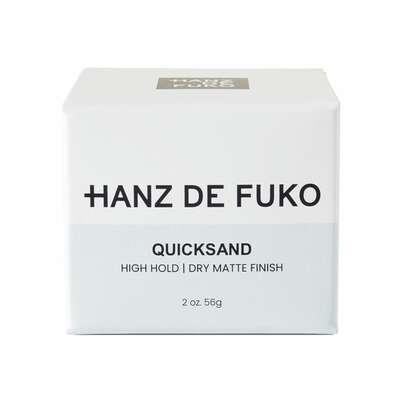 Hanz de Fuko Quicksand Pomada do włosów mocny chwyt/matowe wykończenie 60ml