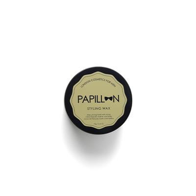 Papillon Paste Pomade - lekka pasta do włosów średni chwyt/niewielki połysk 75ml (1)