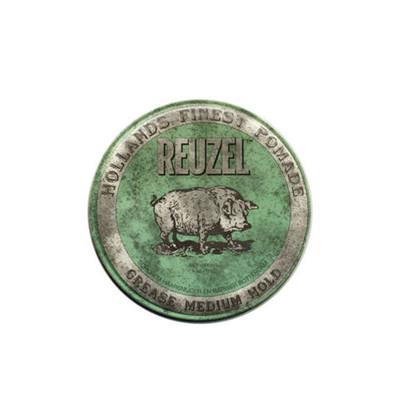 Reuzel Pomada Green Woskowa pomada średni połysk/średnie utrwalenie 340g