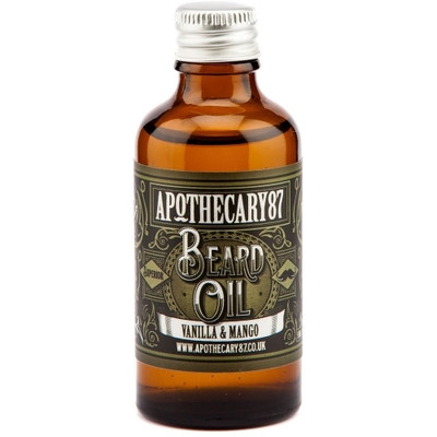 APOTHECARY87 Milly\'s Mango wanilia olejek do brody 10ml