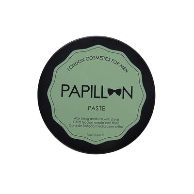 Papillon Paste Pomade - lekka pasta do włosów średni chwyt/niewielki połysk 75ml