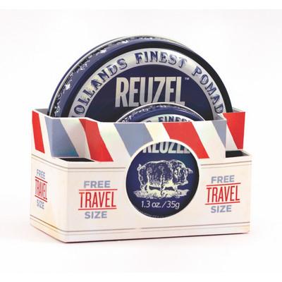 Reuzel Pink Travel Pack 113g+35g Pasta naturalne wykończenie/mocny chwyt