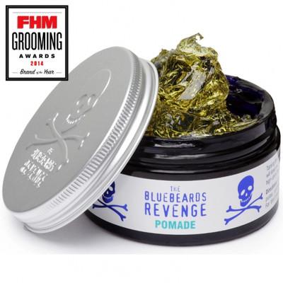 Bluebeards - Męska pomada do włosów - Mocne utrwalenie i wysoki połysk - 100ml