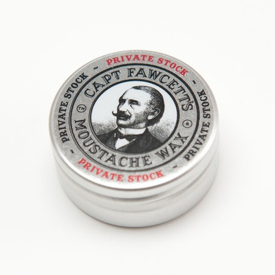Captain Fawcett Wosk do wąsów Private Stock 15ml