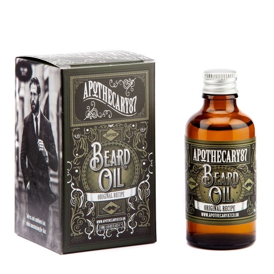 APOTHECARY 87 The Rather Alluring Original recipe olejek do brody 10ml