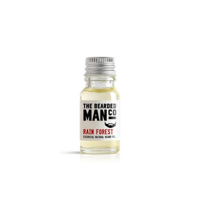 Bearded Man Co - Olejek do brody Las Deszczowy - Rain Forest 10ml