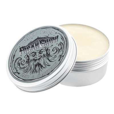 Pan Drwal Freak Show - balsam do brody Basil & Blackberry 50g