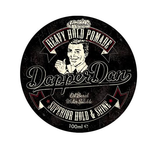 Dapper Dan Matt Paste - matowa pasta do włosów lekko-średni chwyt/matowe wykończenie 100ml (1)