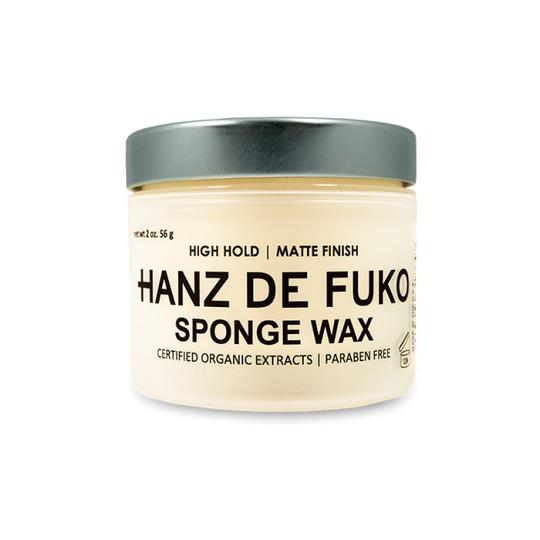 HANZ DE FUKO Quicksand Pomada do włosów mocny chwyt/matowe wykończenie 60ml (1)