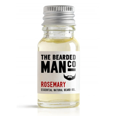 Bearded Man Co - Olejek do brody Rozmaryn - Rosemary 10ml