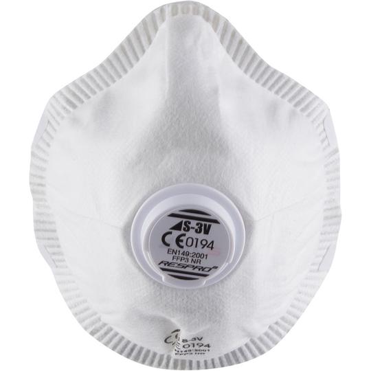 RESPRO S3V Street miejska maska antysmogowa PM2.5 Certyfikat EN149- FFP3