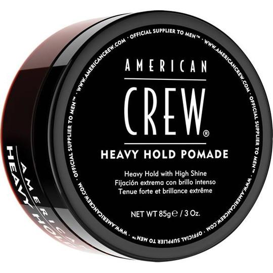 American Crew Męska pomada nabłyszczająca do włosów (średnie utrwalenie/ nabłyszczający efekt ) 85 g (1)