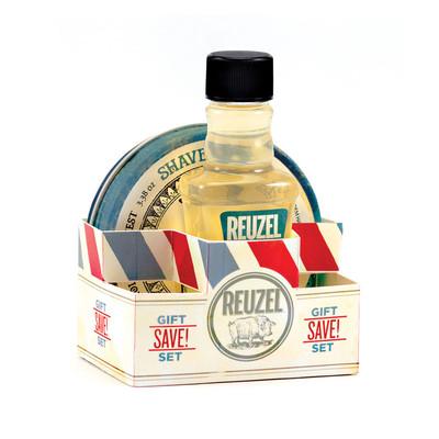 Reuzel Daily Shampoo Travel Pack 350ml+100ml Nawilżający szampon do codziennego mycia włosów (1)