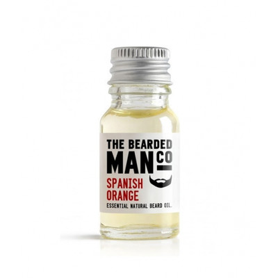 Bearded Man Co - Olejek do brody Hiszpańska Pomarańcza - Spanish Orange 10ml