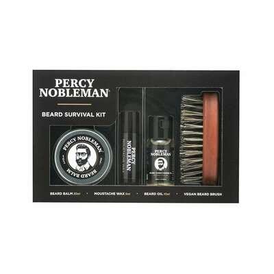 Percy Nobleman Survival Kit zestaw brodacza