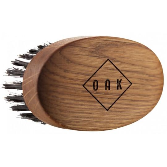 OAK Szczotka kartacz do brody i wąsów