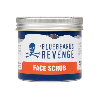 Bluebeards Face Scrub - Kremowy peeling do twarzy 150ml
