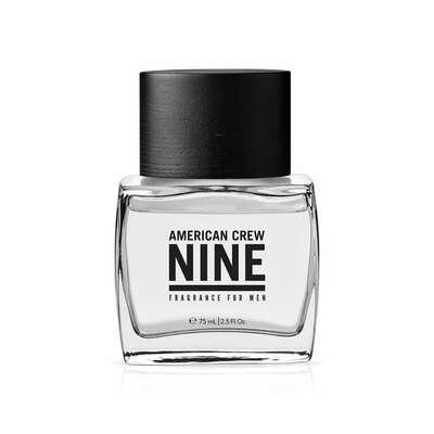American Crew NINE Męskie perfumy 75 ml