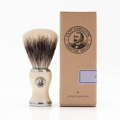 "Captain Fawcett's ""Super"" Badger - Pędzel do golenia z borsuka"