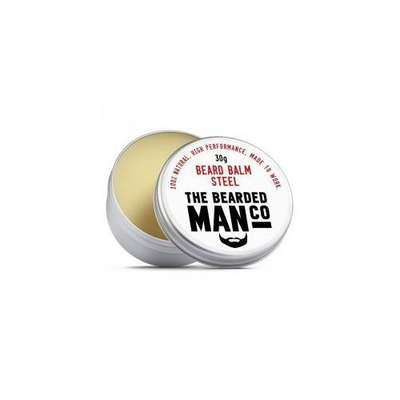 Bearded Man Co - Balsam do brody Stal - Steel 30g