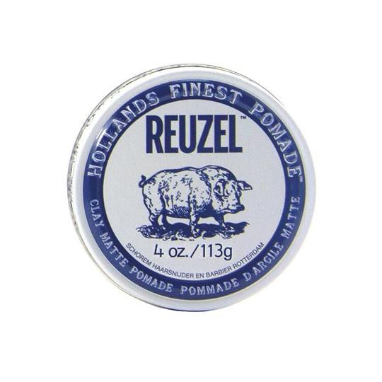 Reuzel Fiber Pomade Mocny chwyt/Naturalne wykończenie 35G (1)
