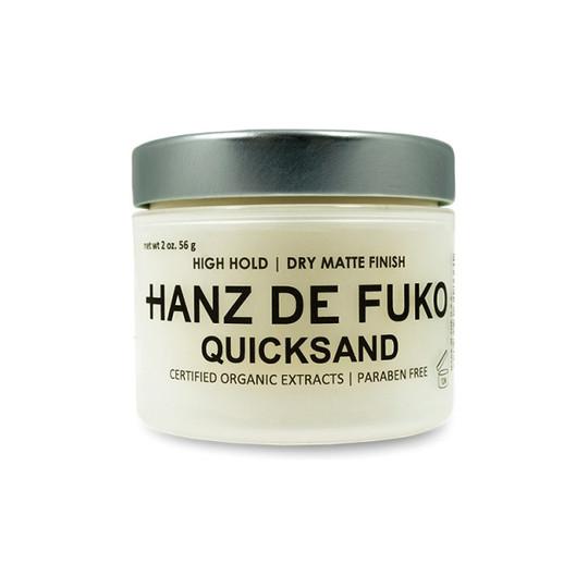 HANZ DE FUKO Claymation Glinka do włosów mocny chwyt/matowe wykończenie (1)