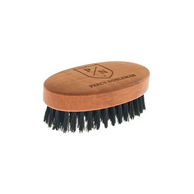 Percy Nobleman Beard Brush - Drewniana szczotka do brody włosie dzika