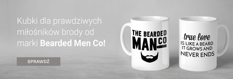 Kubki od Bearded Men Co
