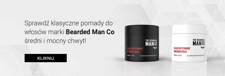 Pomady Bearded Man Co