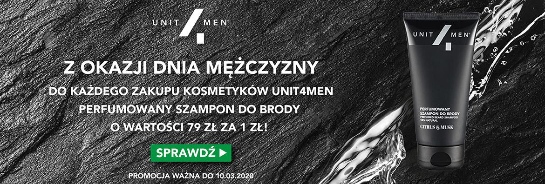 Promocja Unit4men