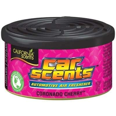 California Scents puszka zapachowa do auta Coronado Cherry - zapach wiśniowy