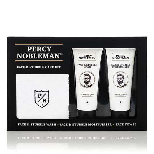 Percy Nobleman Grooming Kit zestaw brodacza (1)